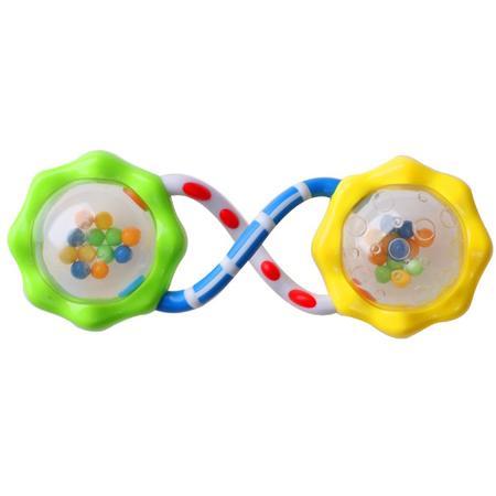 Grzechotka Dwie Kule marki Baby Ono - zdjęcie nr 1 - Bangla