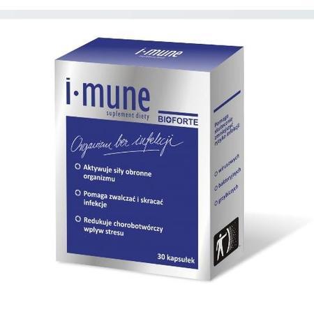 I-mune, kapsułki marki Bioforte - zdjęcie nr 1 - Bangla
