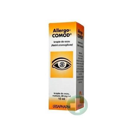 Allergo-Comod marki Ursapharm - zdjęcie nr 1 - Bangla