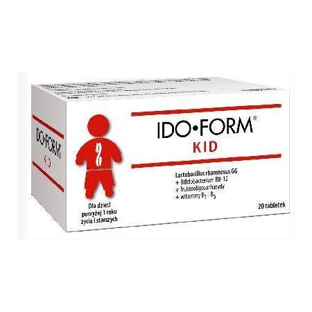 Ido Form Kid marki Ferrosan - zdjęcie nr 1 - Bangla