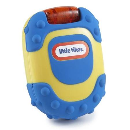 Telefon z klapką, Różowy lub niebieski marki Little Tikes - zdjęcie nr 1 - Bangla