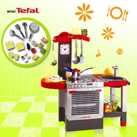 Kuchnia CHEFTRONIC mini Tefal, 24244 marki Smoby - zdjęcie nr 1 - Bangla