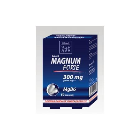 Magnum Forte marki Zdrovit - zdjęcie nr 1 - Bangla