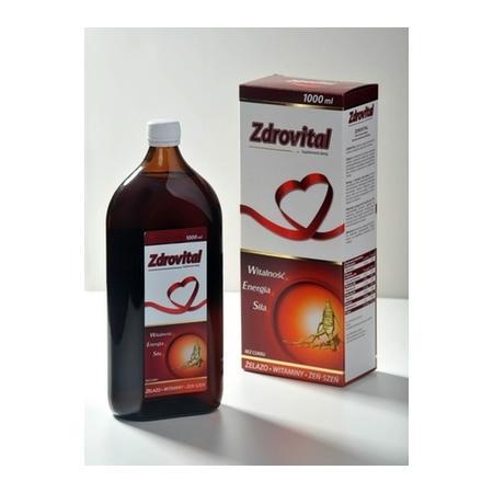 Zdrovital, tonik marki Zdrovit - zdjęcie nr 1 - Bangla