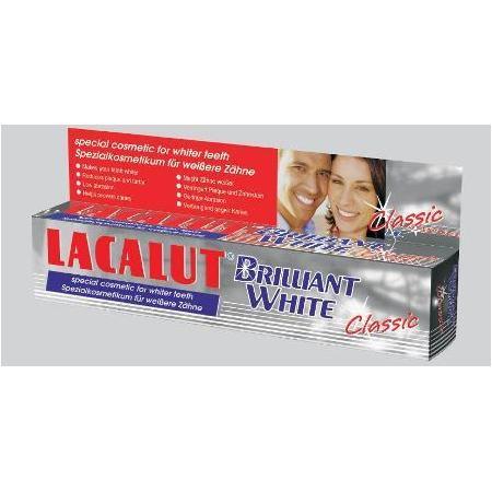 Lacalut Brilliant White Classic marki Dr Theiss Naturwaren GmbH - zdjęcie nr 1 - Bangla