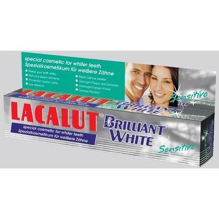 Lacalut Brilliant White Sensitive marki Dr Theiss Naturwaren GmbH - zdjęcie nr 1 - Bangla