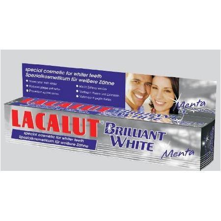 Lacalut Brilliant White Menta marki Dr Theiss Naturwaren GmbH - zdjęcie nr 1 - Bangla