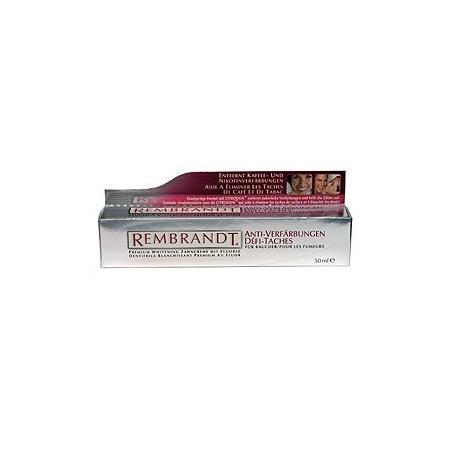 Rembrandt Anti-Verfarbungen, Pasta wybielająca dla palaczy i kawoszy marki Oral-B - zdjęcie nr 1 - Bangla