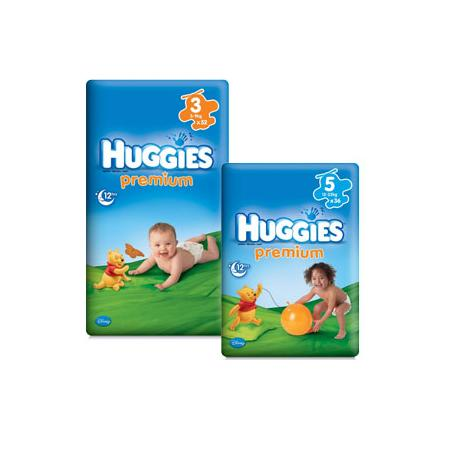 Premium marki Huggies - zdjęcie nr 1 - Bangla