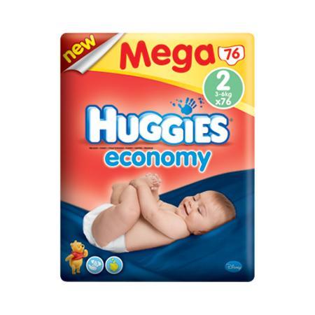 Economy marki Huggies - zdjęcie nr 1 - Bangla