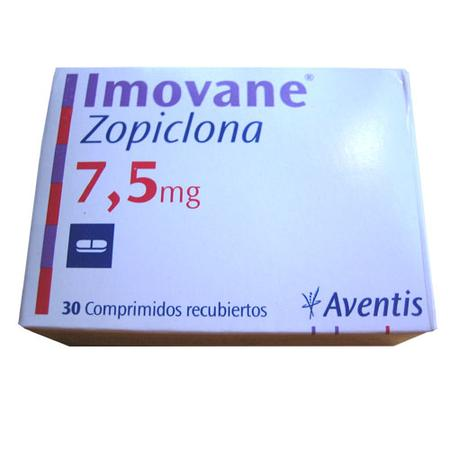 Imovane, Zopiclonum 7,5 mg marki Sanofi Aventis - zdjęcie nr 1 - Bangla