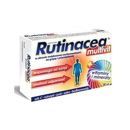 Rutinacea Multivit (stara wersja) marki Aflofarm - zdjęcie nr 1 - Bangla