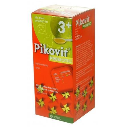 Pikovit 3+ Prebiotic, syrop marki Krka - zdjęcie nr 1 - Bangla