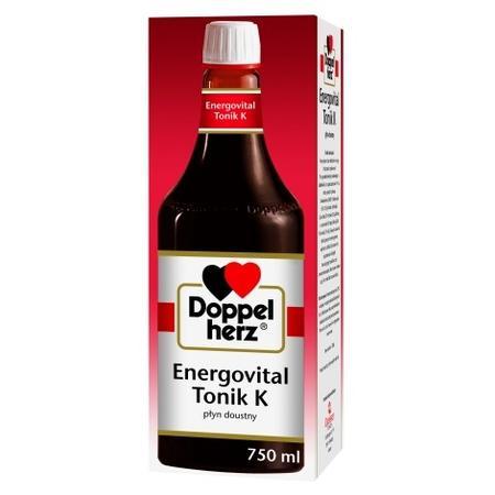 Energovital Tonik K, płyn marki Doppelherz - zdjęcie nr 1 - Bangla