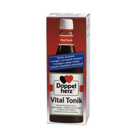 Vital Tonik, płyn doustny marki Doppelherz - zdjęcie nr 1 - Bangla