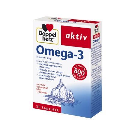Aktiv, Omega 3 marki Doppelherz - zdjęcie nr 1 - Bangla