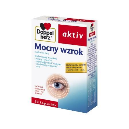 Aktiv, Mocny Wzrok marki Doppelherz - zdjęcie nr 1 - Bangla