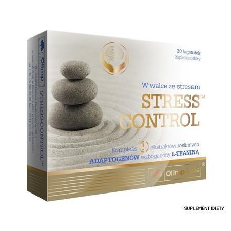 Stress Control marki Olimp Labs - zdjęcie nr 1 - Bangla