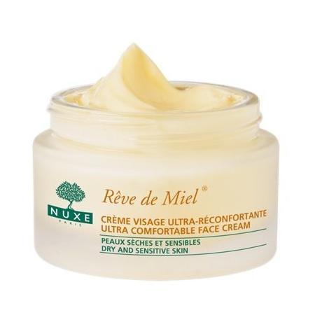 Reve de Miel Creme Visage Ultra-Reconfortante, Ultrakomfortowy krem do twarzy marki Nuxe Paris - zdjęcie nr 1 - Bangla