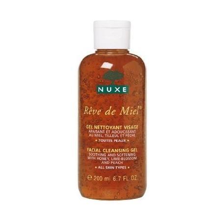 Reve de Miel Gel Nettoyant Visage, Oczyszczający żel do twarzy marki Nuxe Paris - zdjęcie nr 1 - Bangla