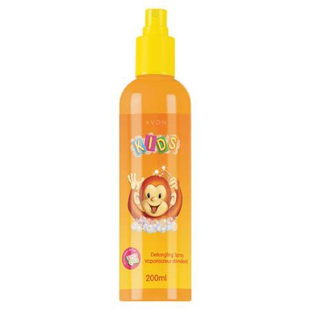 Kids, Detangling Spray, Spray dla dzieci ułatwiający rozczesywanie włosów marki Avon - zdjęcie nr 1 - Bangla