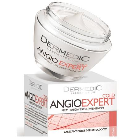 Angio Expert Cold, Krem przeciw zaczerwienieniom marki Dermedic - zdjęcie nr 1 - Bangla