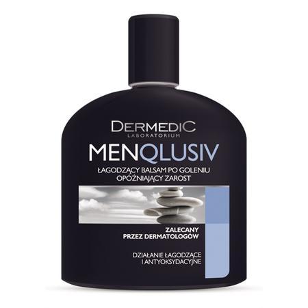 Menqlusiv, Łagodzący balsam po goleniu marki Dermedic - zdjęcie nr 1 - Bangla