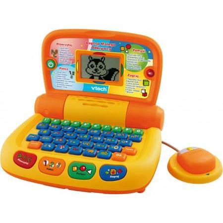 Leśny Laptop Małego Odkrywcy marki Vtech - zdjęcie nr 1 - Bangla