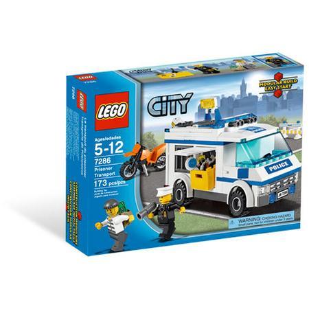 City Police Konwój 7286 Lego Opinie Testy Cena Bangla