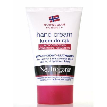 Formuła Norweska Krem do rąk bezzapachowy marki Neutrogena - zdjęcie nr 1 - Bangla