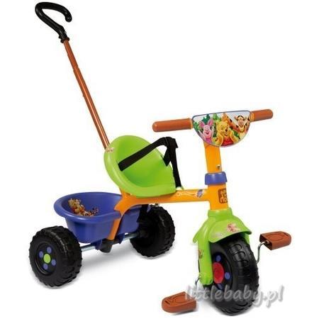 Rowerek Be Fun Kubuś Puchatek 444143/Toy Story 444145 marki Smoby - zdjęcie nr 1 - Bangla