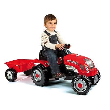 Traktor z przyczepą, 33045, 33329 marki Smoby - zdjęcie nr 1 - Bangla