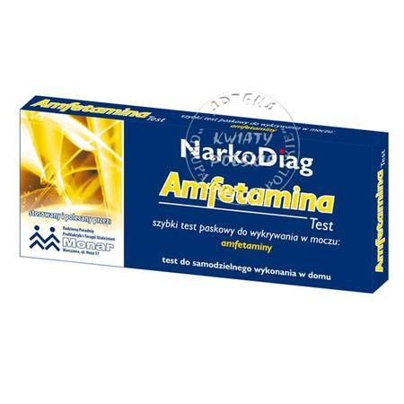 NarkoDiag Amfetamina, test marki Diagnosis - zdjęcie nr 1 - Bangla