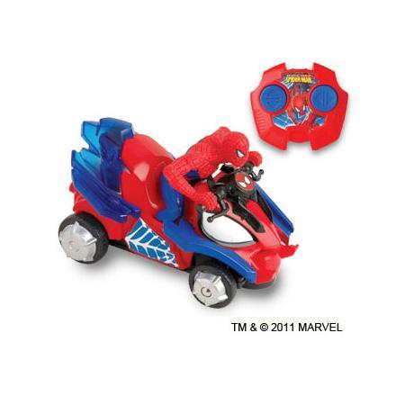 Spider-Man Mini Quad, 85124 marki Marvel - zdjęcie nr 1 - Bangla