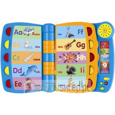 Książeczka Edukacyjna 9019 marki Smily Play - zdjęcie nr 1 - Bangla