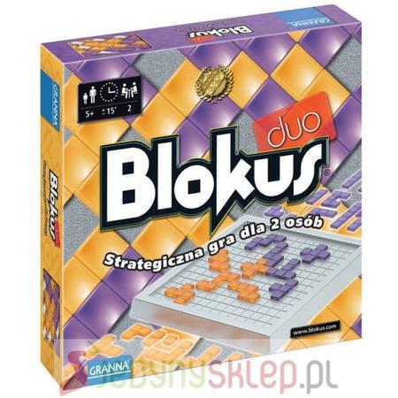 Blokus Duo 00100 marki Granna - zdjęcie nr 1 - Bangla