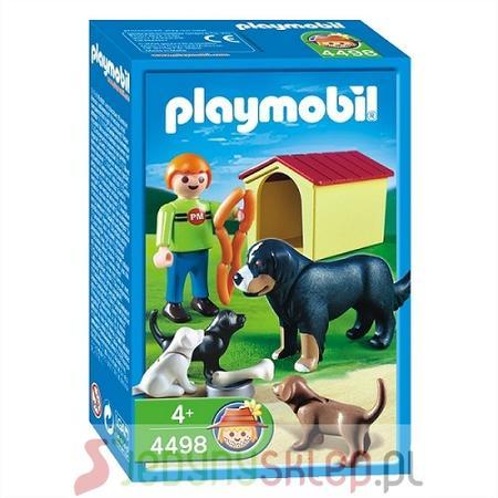 Pieski 4498 marki Playmobil - zdjęcie nr 1 - Bangla