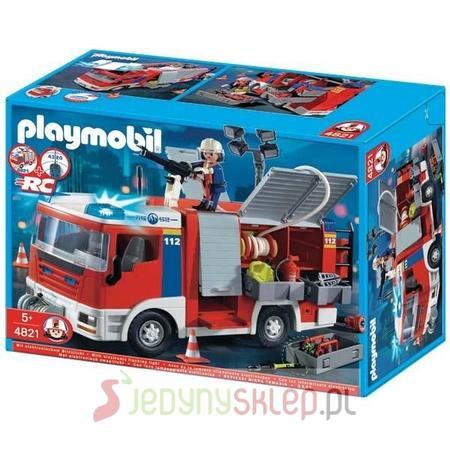Samochód Strażacki 4821 marki Playmobil - zdjęcie nr 1 - Bangla