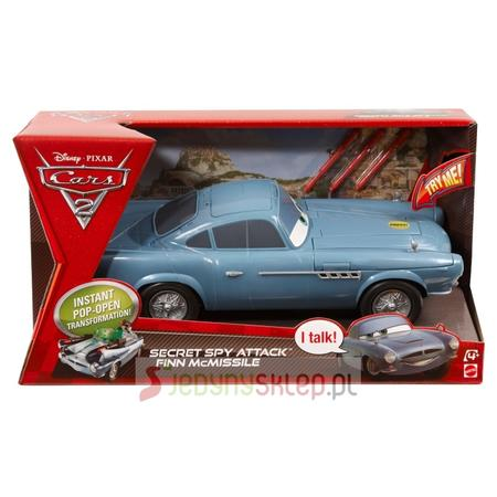 Cars 2 Auta Agent McMissile, V9150 marki Mattel - zdjęcie nr 1 - Bangla
