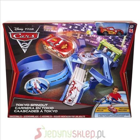 Cars 2 Auta Wyścig W Tokio, V3615 marki Mattel - zdjęcie nr 1 - Bangla