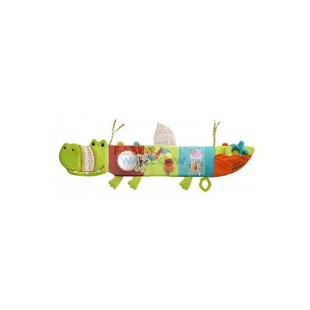 Krokodyl Theophiele do kojca i łóżeczka marki Lilliputiens - zdjęcie nr 1 - Bangla