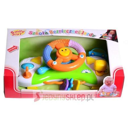 Szkoła Bezpiecznej Jazdy - kierownica, 0704 marki Smily Play - zdjęcie nr 1 - Bangla