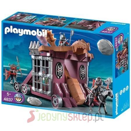 Wielka Katapulta Z Więzieniem, 4837 marki Playmobil - zdjęcie nr 1 - Bangla