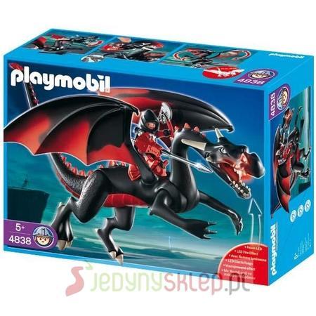 Wielki Smok Z Oświetleniem 4838 marki Playmobil - zdjęcie nr 1 - Bangla