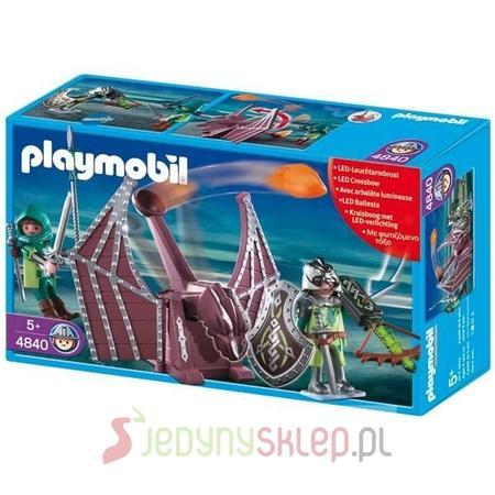 Smocza Katapulta 4840 marki Playmobil - zdjęcie nr 1 - Bangla