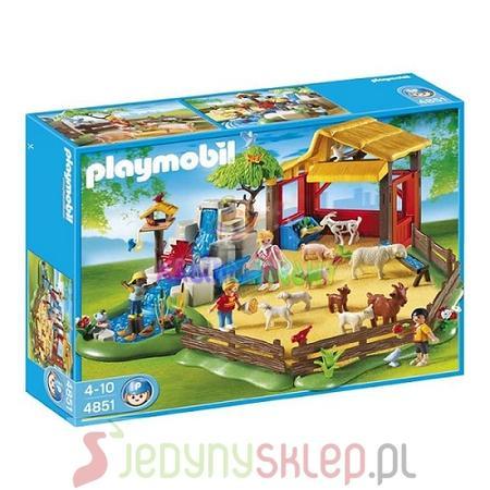 Małe Zoo 4851 marki Playmobil - zdjęcie nr 1 - Bangla