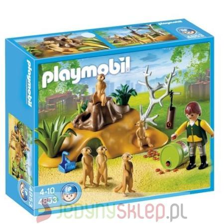 Kolonia Surykatek 4853 marki Playmobil - zdjęcie nr 1 - Bangla