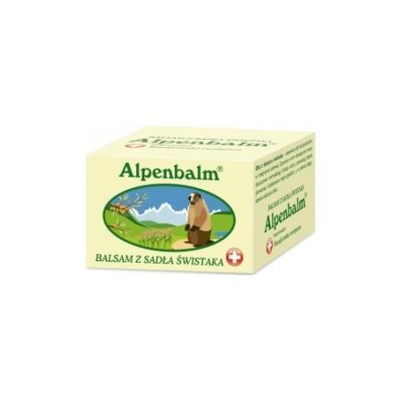 Alpenbalm balsam z sadła świstaka marki Dagomed - zdjęcie nr 1 - Bangla