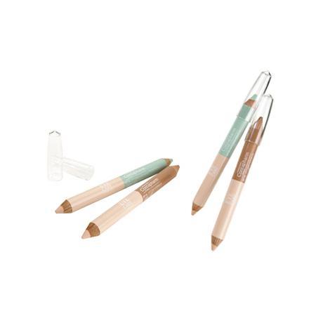 Complexion Corrector Duo Pencil, korektor marki Eye Care Cosmetics - zdjęcie nr 1 - Bangla