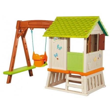 Domek Kubusia Puchatka z huśtawką, 310463 marki Smoby - zdjęcie nr 1 - Bangla